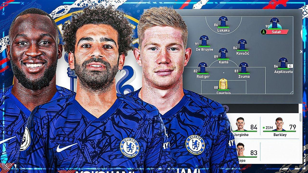 Spieler Chelsea