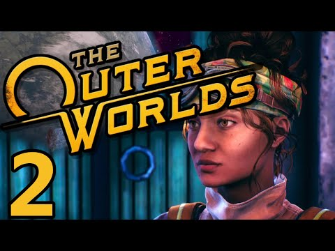 THE OUTER WORLDS Playthrough Gameplay Part 2 (FULL GAME)