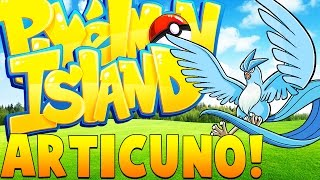 articuno legendary battle minecraft pixelmon island pokemon mod