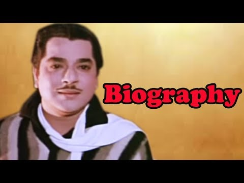 Pradeep Kumar - Biography