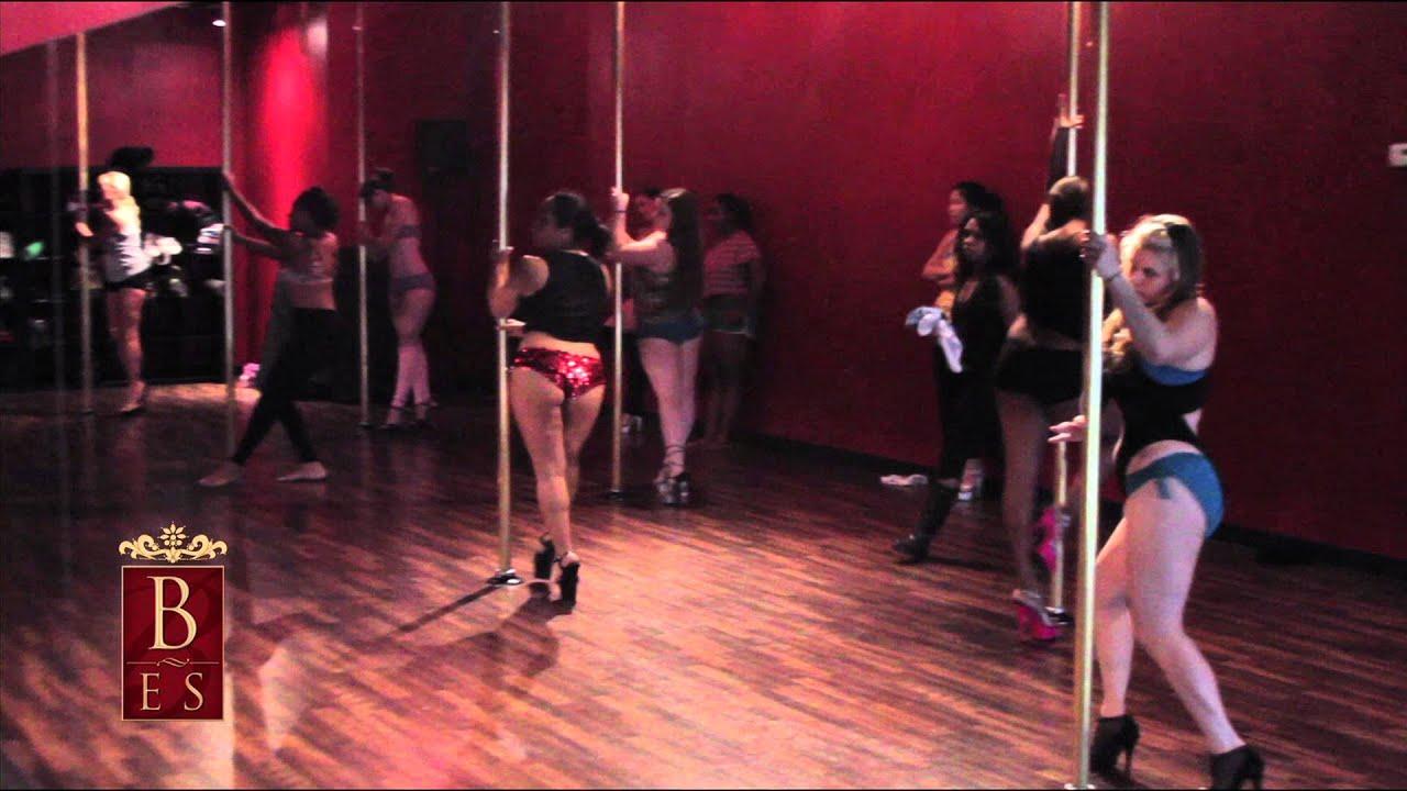 Pole Dancing Bachelorette Party Revolve Pole Houston