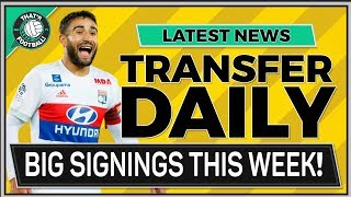 TRANSFER NEWS LATEST LIVE | NEYMAR FAKIR BELLERIN I & MORE!