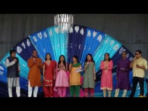 IUCA - INDIA FEST 2016 - Indian Group Singing