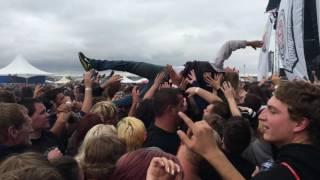 Parkway Drive - Bottom Feeder LIVE - SONIC BOOM 2016