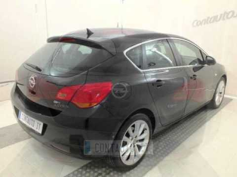 opel astra 1 7 cdti 125cv 5 porte cosmo youtube. Black Bedroom Furniture Sets. Home Design Ideas
