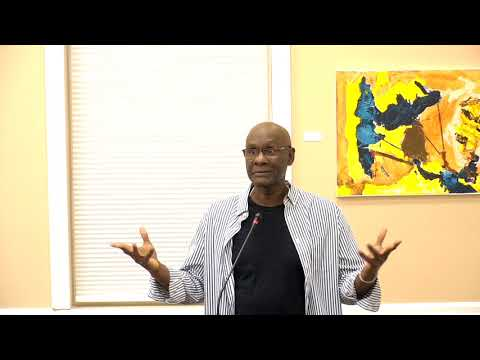 Femi J. Johnson on Mind-Scapes
