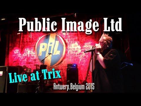 Public Image Ltd. Live in Antwerp. 2015 (Full HD)