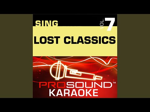 This Time (Karaoke With Background Vocals) (In The Style Of Bryan Adams)