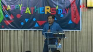 Rev. Dr. Go Chin Zam on June 18, 2017 (M)