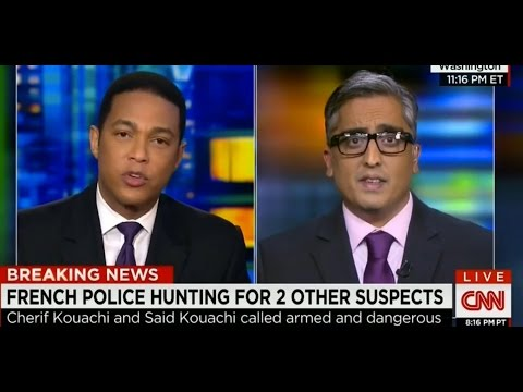 Don Lemon Asks Muslim Human Rights Attorney If He Supports ISIS