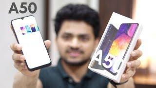 Samsung Galaxy A50 Unboxing | Tech Unboxing 🔥