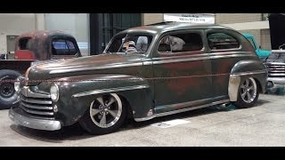 "1947 Ford Super Deluxe 2"" top chop"