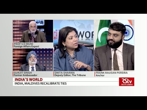 India's World - India, Maldives Recalibrate Ties