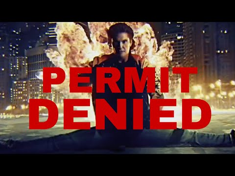 Permit Denied! - Hasselhoff Soundbyte from 'True Survivor'