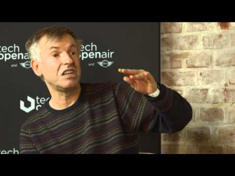 #TOA14 Interview with David Pearce (Transhumanist Philosopher)