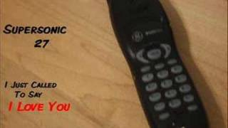 I Just Called To Say I Love You - Single