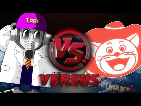 Akira Toriyama VS Toei Animation (Versus Loquendo) Ranime Z
