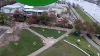 Incredibly easy DIY aerial photography