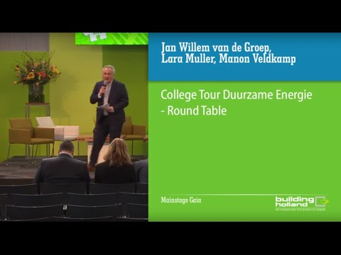 BH 16 - College Tour Duurzame Energie - Round Table