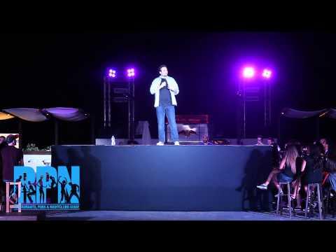 Nemr Bou Nassar At Publicity Jbeil by RPN Lebanon