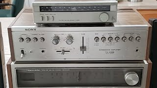 Vintage Audio Garage Sale Haul