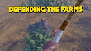 Clearing The Farms (Rust Survival) #12