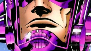 Supervillain Origins: Galactus