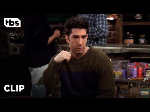 Friends: Ross Gets Jealous (Season 4 Clip) | TBS