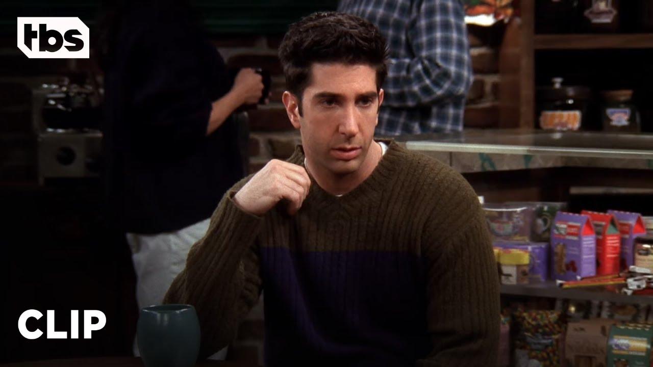 Download Friends: Ross Gets Jealous (Season 4 Clip) | TBS