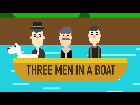 THREE MEN IN A BOAT - OFFICIAL TRAILER | BKP |