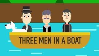 Скачать THREE MEN IN A BOAT OFFICIAL TRAILER BKP Cbse Class 9 English Novel Introduction