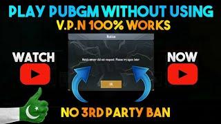 Play PUBG Without VPN in Pakistan 100 % No Ban 2020  | PUBG Mobile | Enzo PUBG