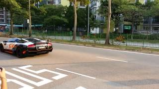 2014 Lamborghini Club Singapore Punggol Charity