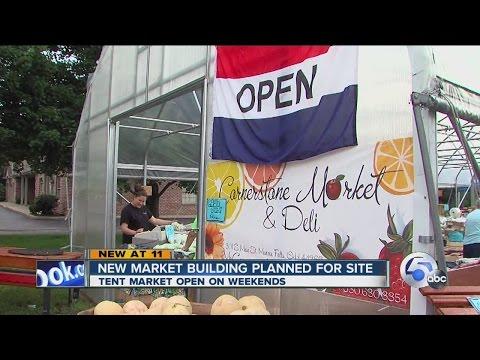 Cornerstone Market Reopens