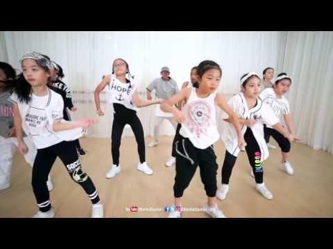 HIP HOP DANCE CHOREOGRAPHY VIDEO DANCE INDONESIA