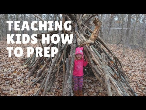 Teaching Kids To Prep
