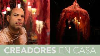 Andrés Paredes: ¿Cómo es crear en cuarentena? | Creadores en casa