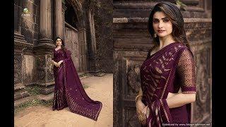Latest Indian sarees Collection 2018 || Vinay Fashion || Vinay Sheesha Fountain