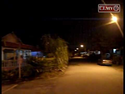 Dawn Arrest at Jln.Meru