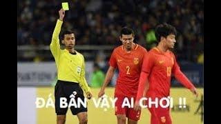 Những trận đấu VIỆT NAM bị ĐÁ BẨN , CHƠI XẤU | Yêu Bóng Đá ( VIETNAMESE matches were FALLEN )