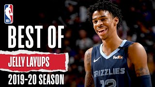Best Of Jelly Layups | 2019-20 NBA Season