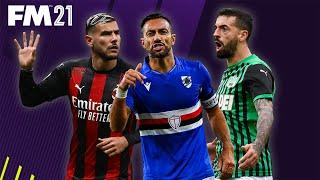 FOOTBALL MANAGER 2021 LE SQUADRE DA ALLENARE IN ITALIA SERIE A E SERIE B ft Davor Virgo