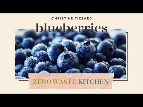 Blueberries - The 3 Way Chef