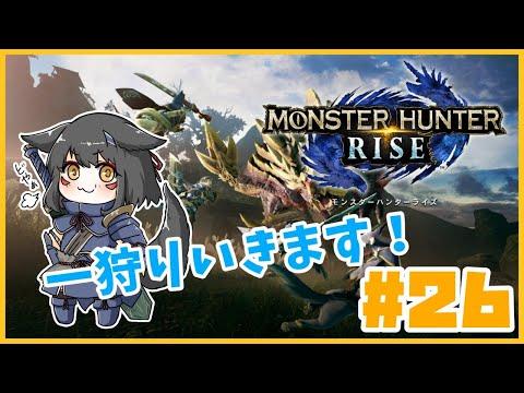 #27【モンスターハンターライズ】一狩り行きます!【ゲーム実況】