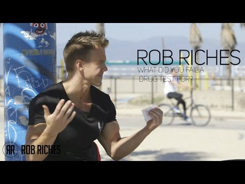 Failed Drug Test - What For? | Q&A with Rob Riches