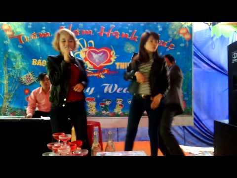 Xem gái Xã minh hoá Huyện Minh Hoá - Quảng Bình nhảy đám cưới nè.