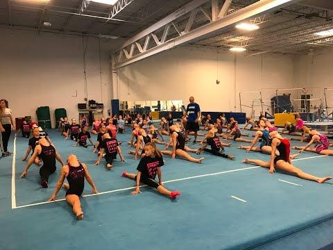 2016 Region 5 Forward Progress Gymnastics Training Camp Live Stream