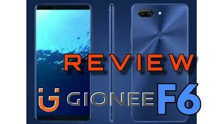 Gionee f6 review full specification
