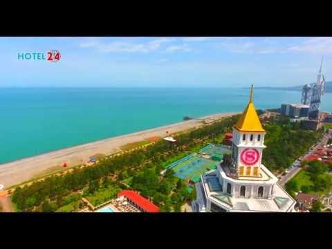 Batumi  Georgia Phantom 4 - 4k