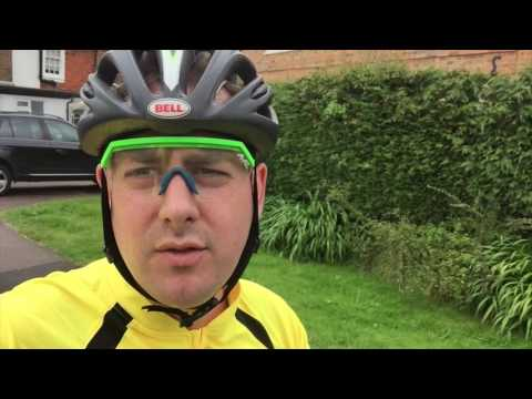 LONDON TO PARIS CYCLE (DAY 1) - CHARITY MS TRUST